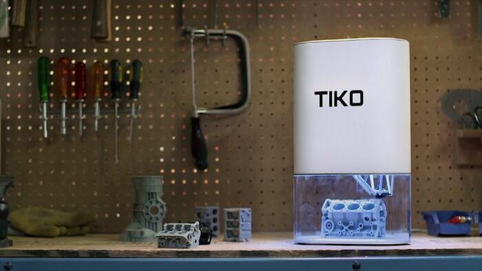 Tiko Unibody 3D