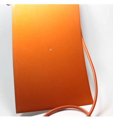 Heatbed silicona 40x20cm 220V