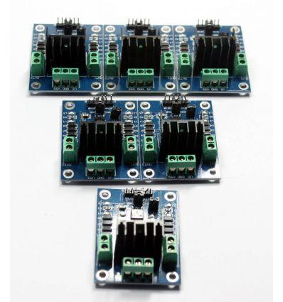 impresoras3Dlowcost.com Driver L298N