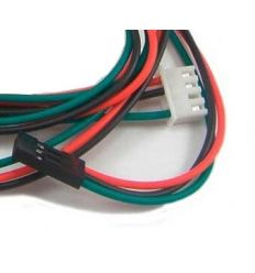 Cable dupont/JST 3pines (70cm)