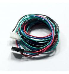 Cable dupont/JST 4pines (70cm)