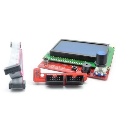 Pantalla LCD 12864 Portada II