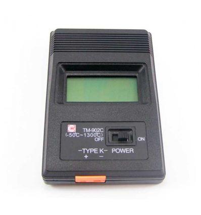 Termómetro TM-902C Tipo K I