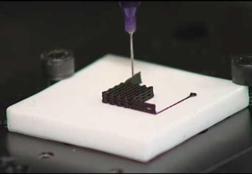 impresora 3d grafeno