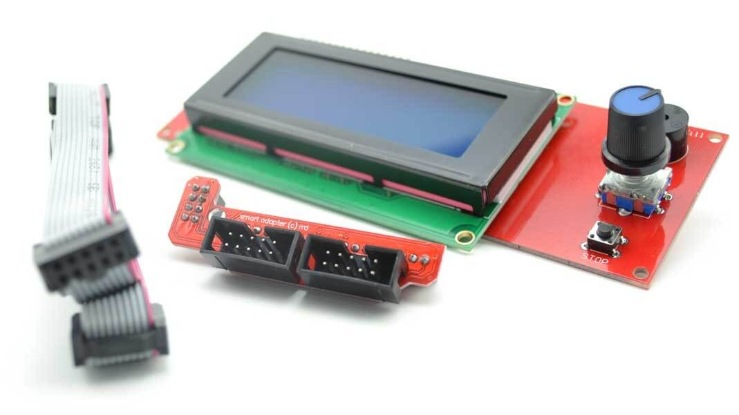 Pantalla LCD 2004
