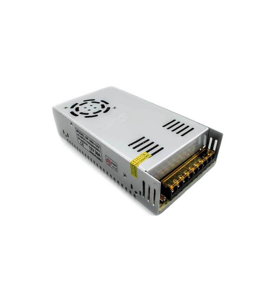 impresoras3Dlowcost Fuente de alimentación 12V30A