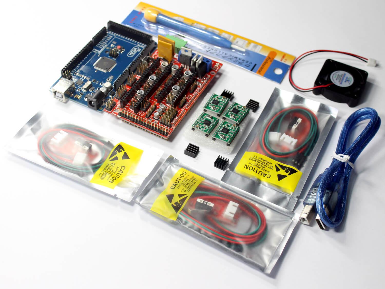 kit de electrónica