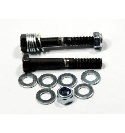 impresoras3Dlowcost Hobbed Bolt 8mm black