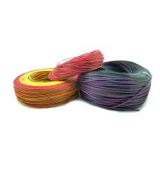 Cable 22AWG de 1 hilo (1m)