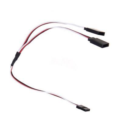 impresoras3Dlowcost Cable prolongador servo 'Y'