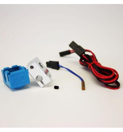 block&sock upgrade kit E3Dv6 impresoras3dlowcost