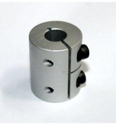Acoplador Rígido 6.35x8mm