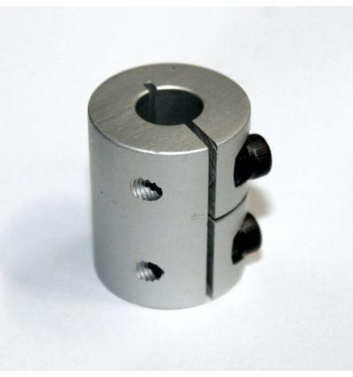 impresoras3Dlowcost Acoplador rígido 6.35*mm