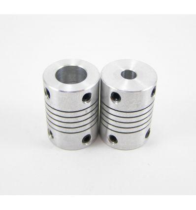 impresoras3Dlowcost Acoplador 5x10 mm