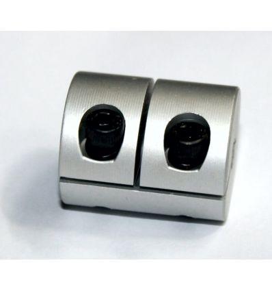 impresoras3Dlowcost Acoplador rígido 6.35*10mm