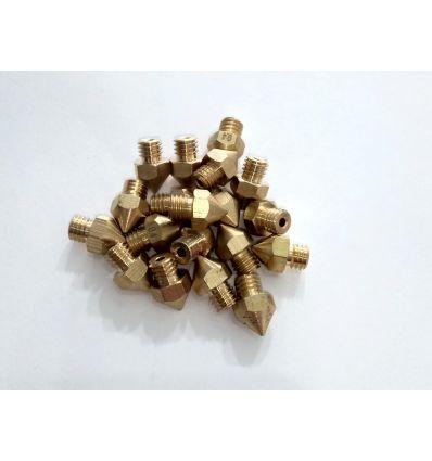 Nozzle MK8 1.75mm - impresoras3dlowcost