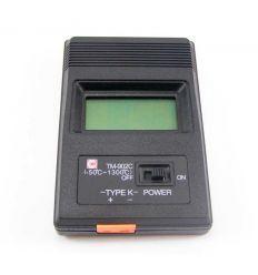 Termómetro TM-902C tipo K