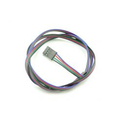 Cable dupont/dupont 4pines (70cm)