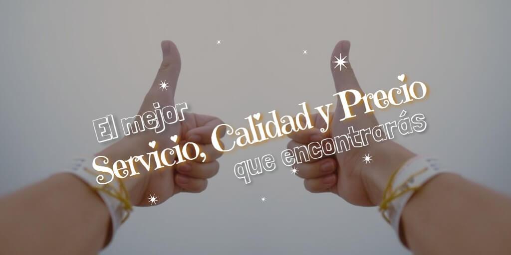Servicio y calidad - impresoras3dlowcost.com