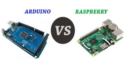Arduino VS Raspberry PI 2